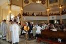 Приміційна Божественна Свята Літургія нововисвяченого отця Богдана Крика у Гіжицьку 2012
