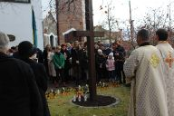 Вшанування жертв Голодомору 1932-1933 рр. у Гіжицьку 2016 (2)