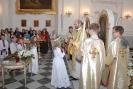 Урочисте Св. Причастя дітей у Варшаві
