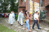 Празник Успіння Пресвятої Богородиці в Асунах 2014 (2)