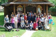 Інтеграційний виїзд парафіян з Вашави та Любліна (2)