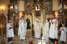 Божественна Літургія у храмі Пресвятої Трійці у Гіжицьку 2013