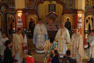 Божественна Літургія з Церкви Пресвятої Трійці у Гіжицьку 2015 (2)
