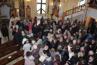 Великодні богослужіння в парафії Пресвятої Тройці м. Гіжицько 2016 (2)