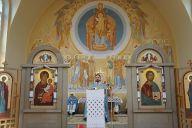 Храмовий Празник у Василіянській Церкві Співстраждання Пресвятої Богородиці у Перемишлі_8