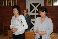 У Венгожевській обителі отців василіян розпочалися духовні вправи для мирян 2015 (2)